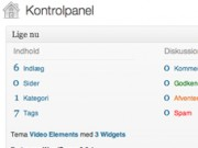 wordpress-kontrolpanel